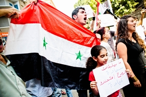 Solidarity with Syria