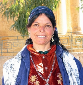 A Kabyle woman (stock photo)