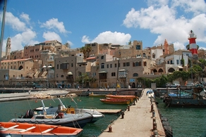 Old port, Jaffa by Vexela/Flickr