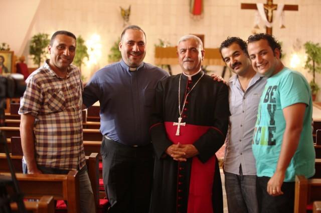 Baghdad-filming