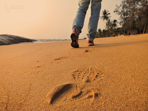 What lasting impression will our trip leave on the country we visit? (Pic: Arunv Flickr Commons)