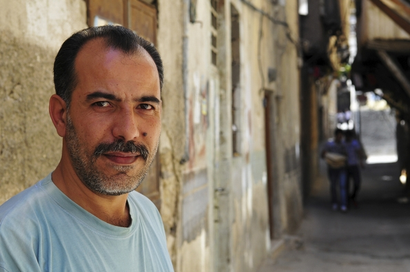 Library image of a Middle East man for illustrative purposes only (photo: iStock images)