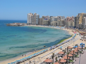 Alexandria by Emad Faled, FlickrCommons