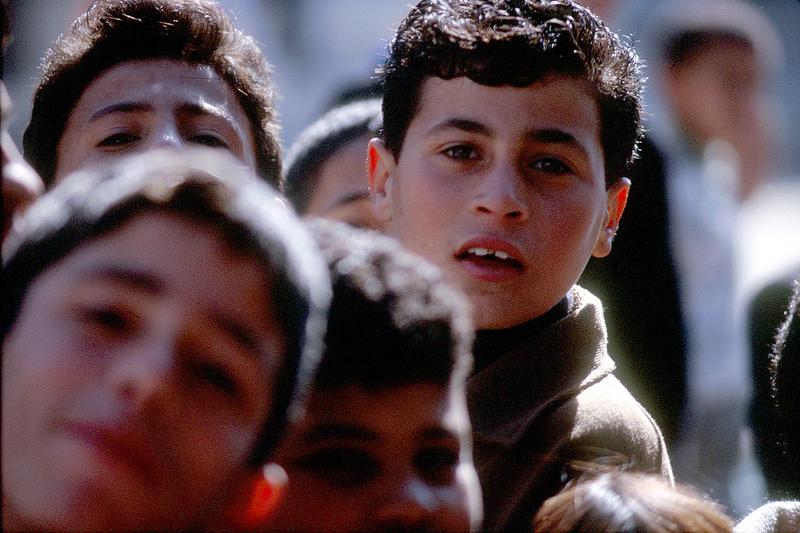 Palestinian-boys