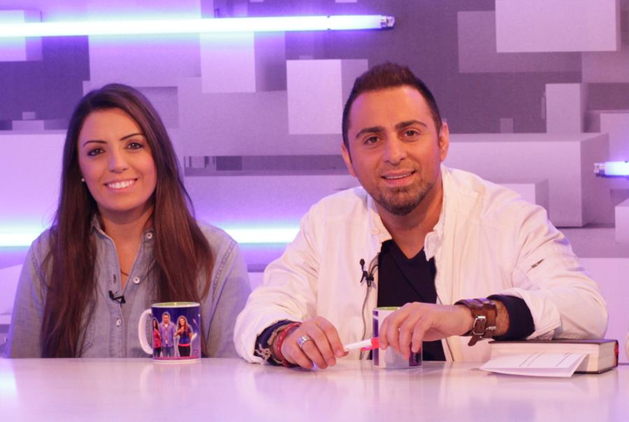 Rawad and Joyce