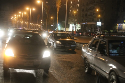 Cairo traffic small