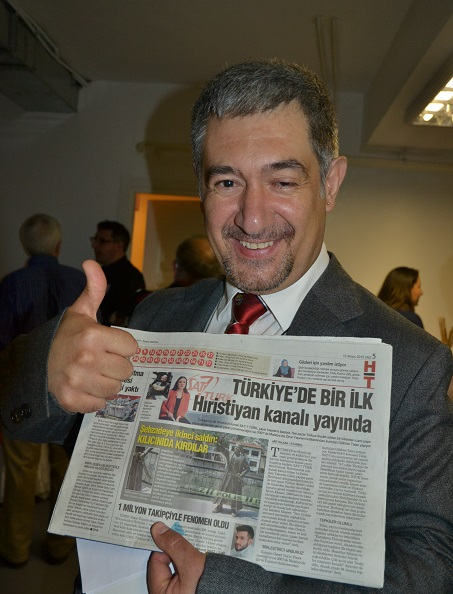 Melih in the news mdm