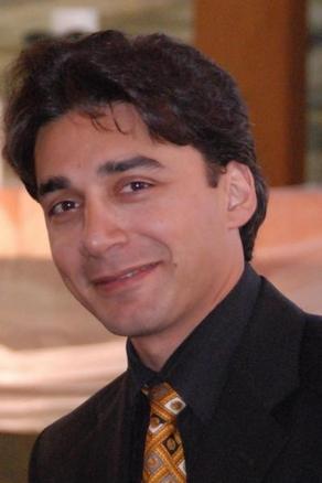 Good news: Farshid Fathi (courtesy Elam)