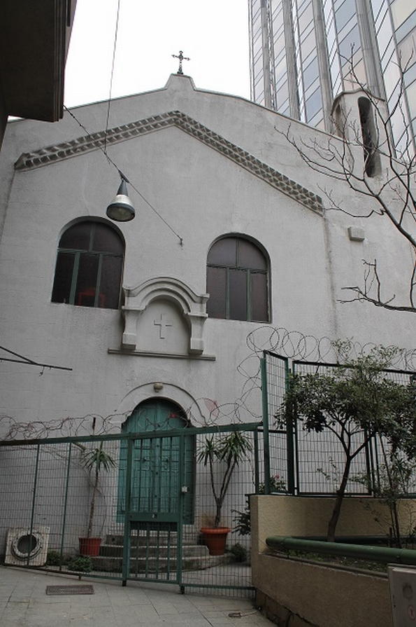 Armenian Church, Independence Ave (Istiklâl Caddesi), Istanbul