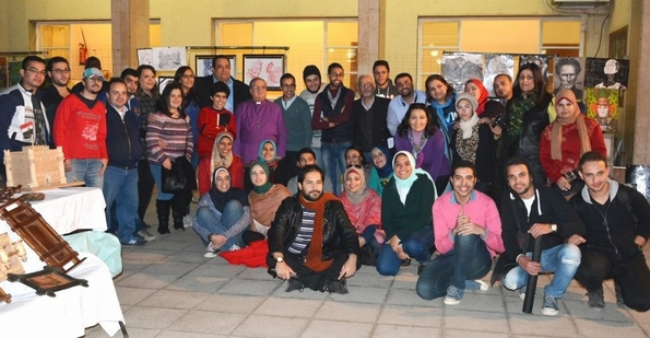 A cross-section of Egypt: users of the Arkan Cultural Centre (Arkan)