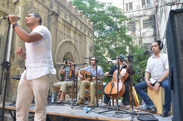 Egypt's got talent: concert recital at Arkan (Arkan)