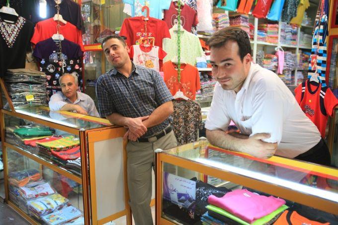 Iranian market