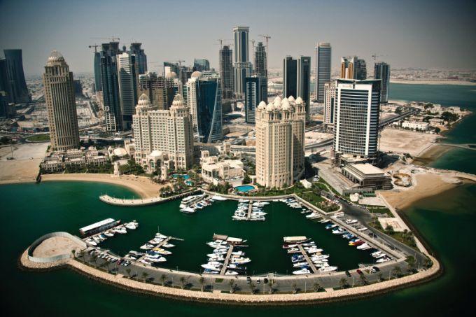 Doha City, Qatar 2009