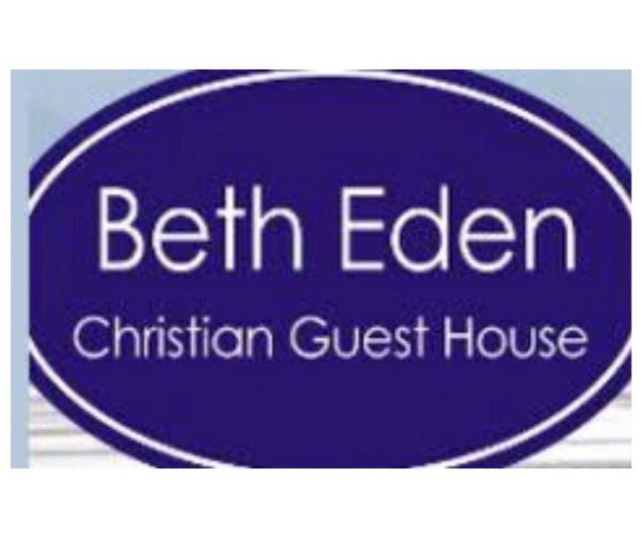Beth Eden Christian Guest House Logo