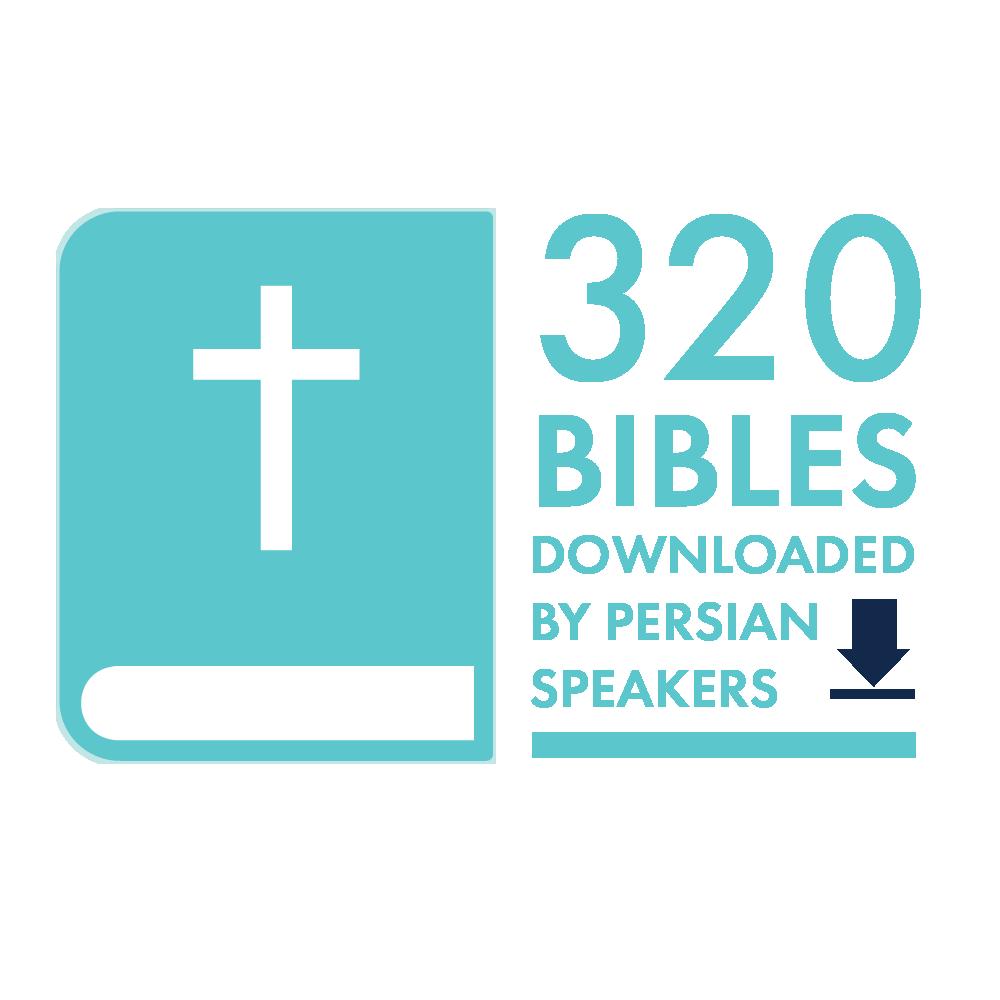 320 Bibles Aqua