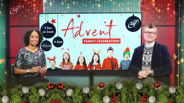 SAT-7 Invites Families to Join Live Special Advent Family Celebration with Gemma Hunt