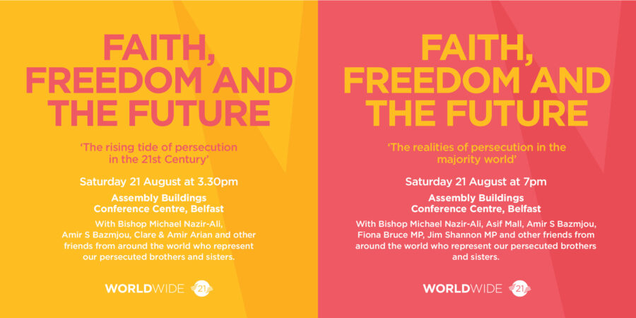 'Faith, Freedom and the Future':Bangor WorldWide Mission Convention