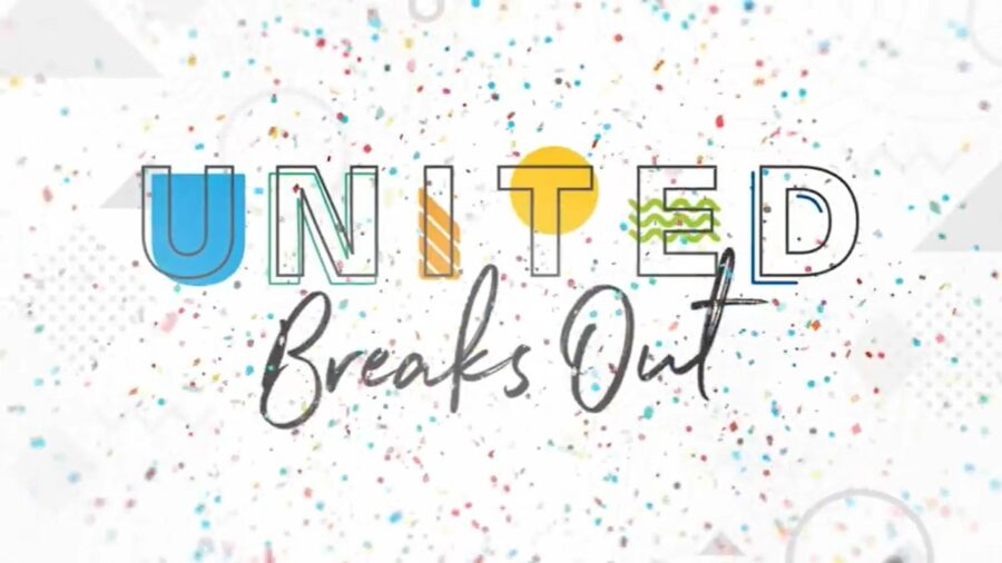 SAT-7 at New Wine 'United Breaks Out'