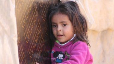 Hope for war-zone children