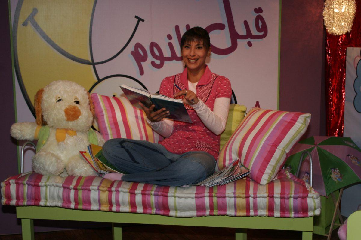 Rita on Bedtime Stories