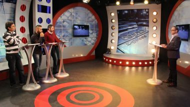 Truth X-press: Theological Education in a Game Show