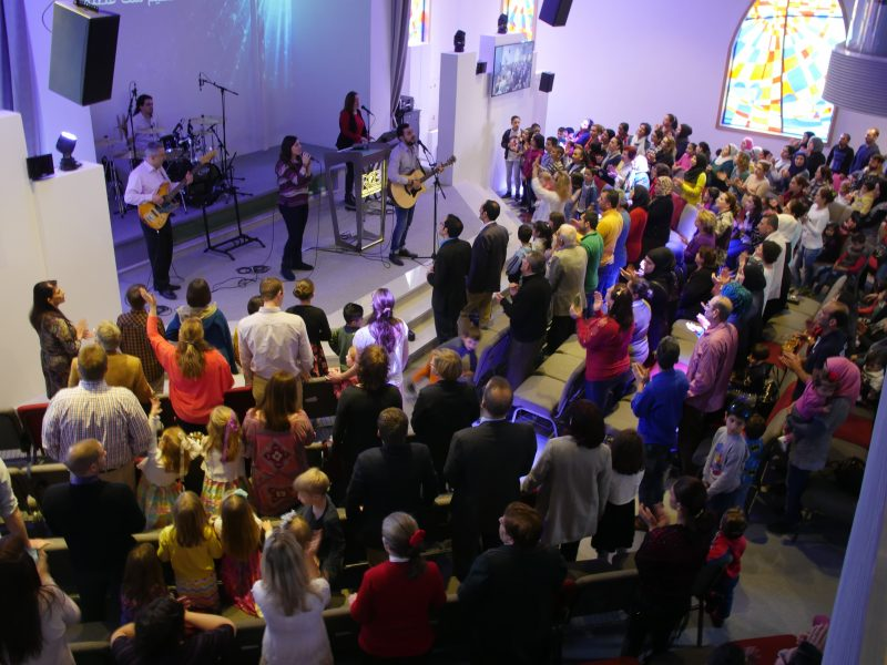 RCBeirut, a church from different nations learning to love, serve and worship together (Photo: RCBeirut)