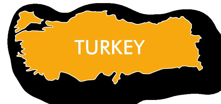 Turkey labelled