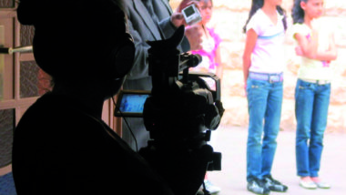 SAT-7 TURK Filming
