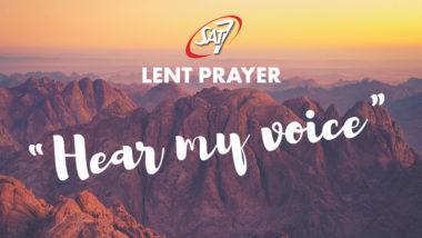 Lent 2018 campaign