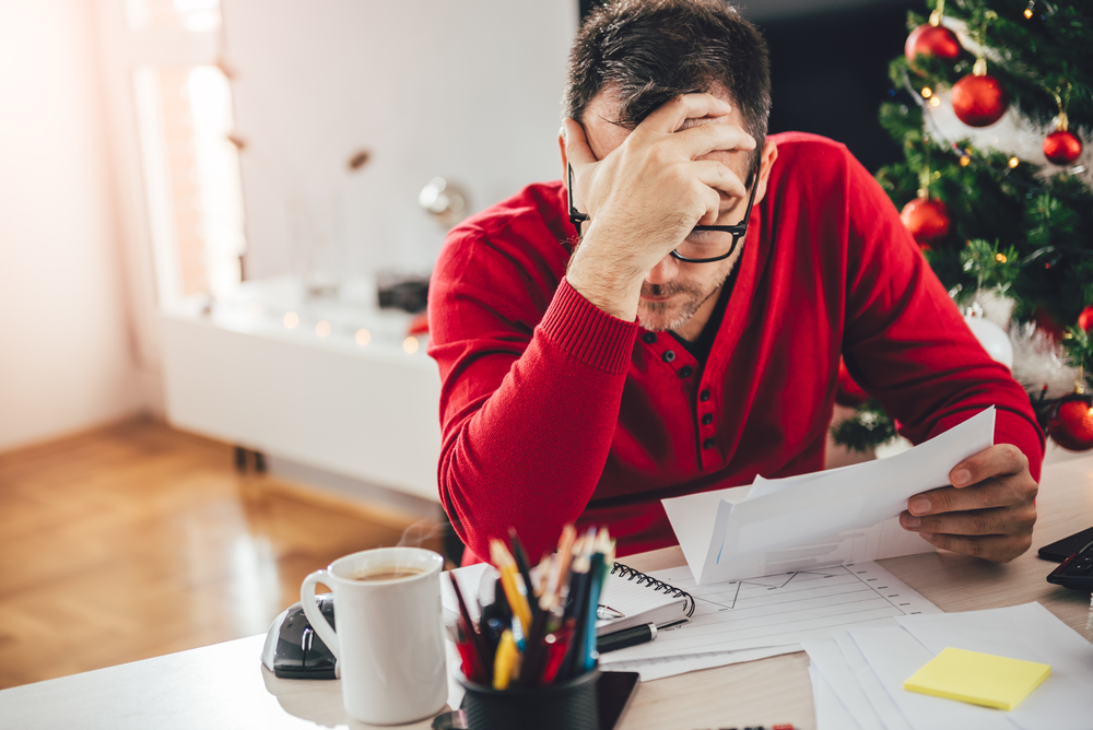 Christmas often places extra strain on overstretched budgets