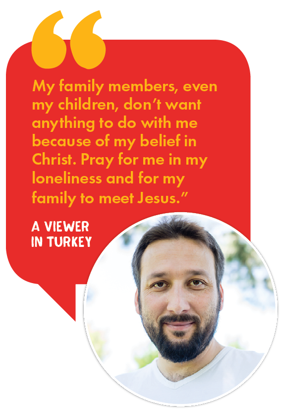 Turkey viewer quote