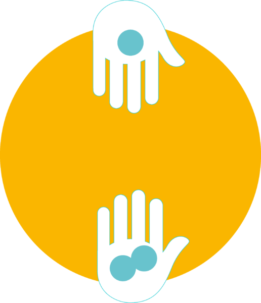 match hands outline