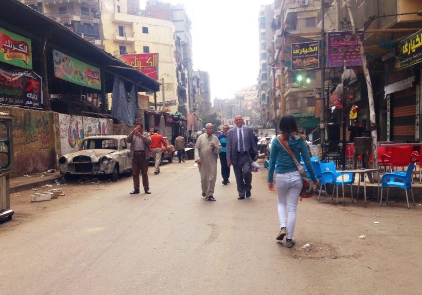Safe today but Cairo's streets can be hazardous for women (Photo: Laura Cuttier/Flickr Commons)