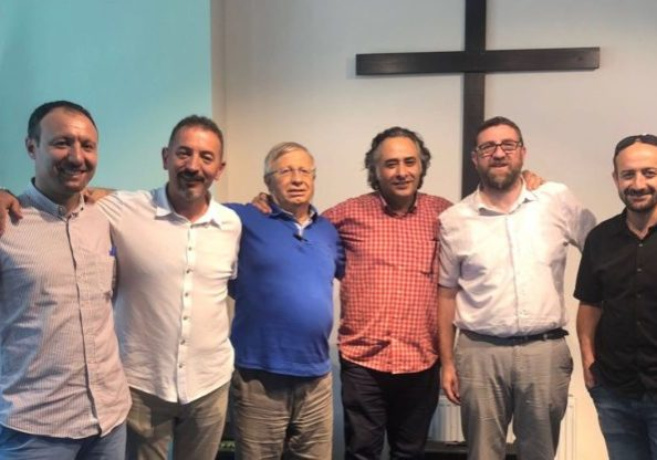 The new board members of the Association of Proetstant Churches