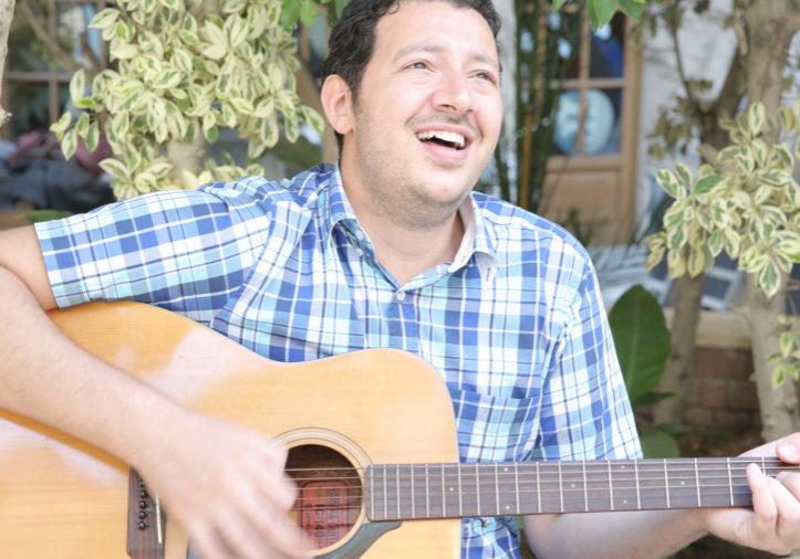 Musician and worship leader Tony Fayez